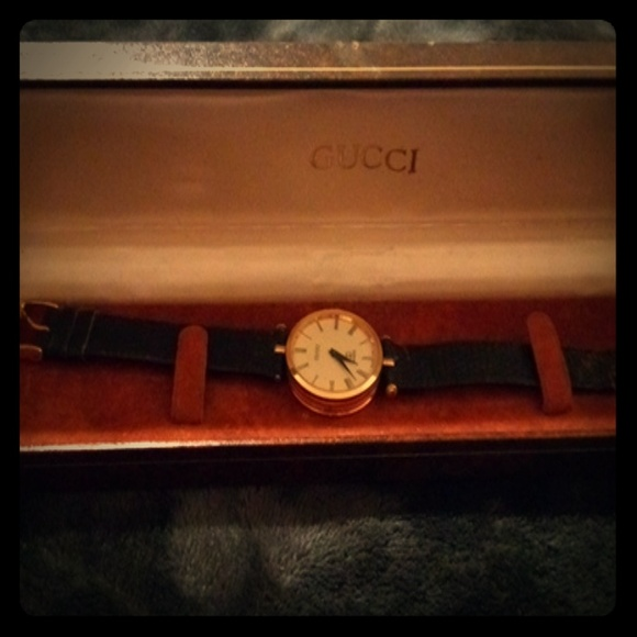 4eb44278a vintage gucci women's watch Accessories | Vintage Gucci Womens Watch ...